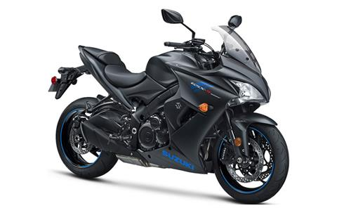 2019 Suzuki GSX-S1000FZ in Hickory, North Carolina - Photo 2
