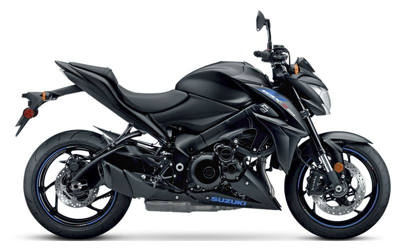 2019 Suzuki GSX-S1000Z in Grass Valley, California - Photo 1