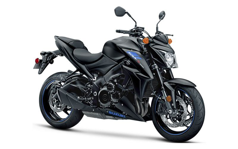 2019 Suzuki GSX-S1000Z in Asheville, North Carolina