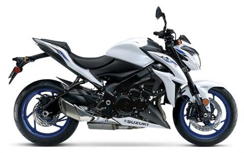 2019 Suzuki GSX-S1000 ABS in Concord, New Hampshire