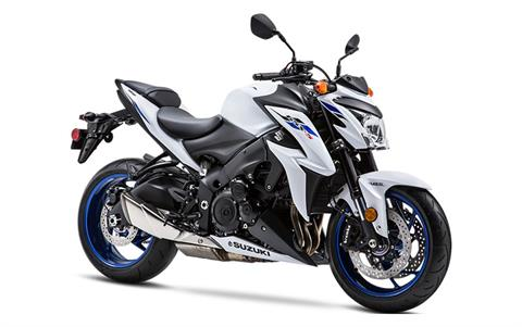 2019 Suzuki GSX-S1000 ABS in Goleta, California