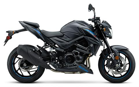 2019 Suzuki GSX-S750Z in Francis Creek, Wisconsin