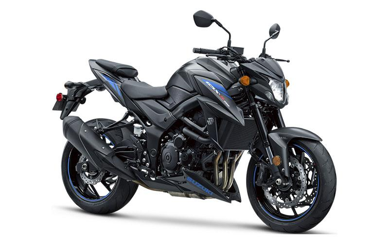 2019 Suzuki GSX-S750Z in Saint George, Utah
