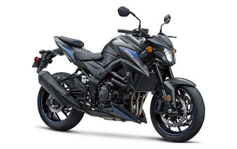 2019 Suzuki GSX-S750Z in Manitowoc, Wisconsin - Photo 2