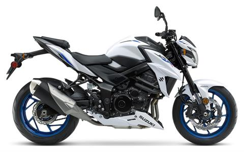 2019 Suzuki GSX-S750 ABS in Iowa City, Iowa