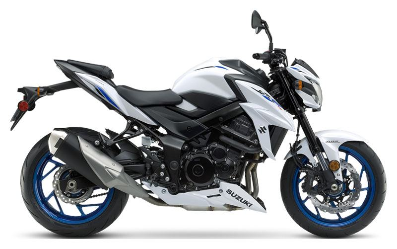 2019 Suzuki GSX-S750 ABS in Coloma, Michigan - Photo 1