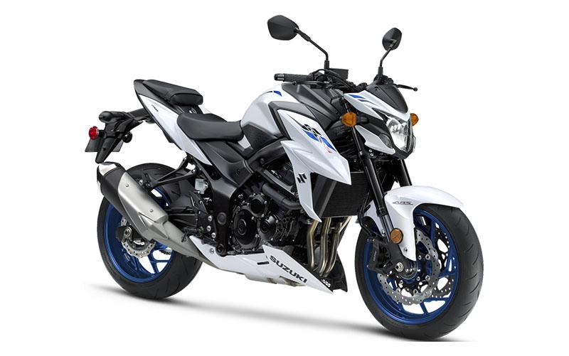 2019 Suzuki GSX-S750 ABS in Saint George, Utah