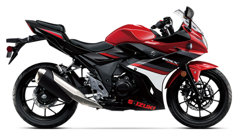 2019 Suzuki GSX250R in Francis Creek, Wisconsin