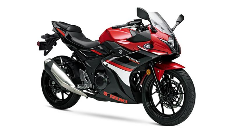 2019 Suzuki GSX250R in West Bridgewater, Massachusetts - Photo 2