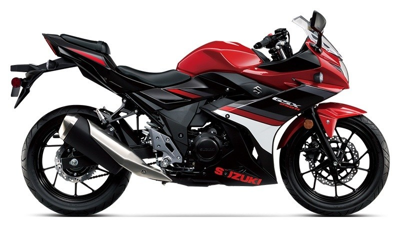 2019 Suzuki GSX250R in West Bridgewater, Massachusetts - Photo 1
