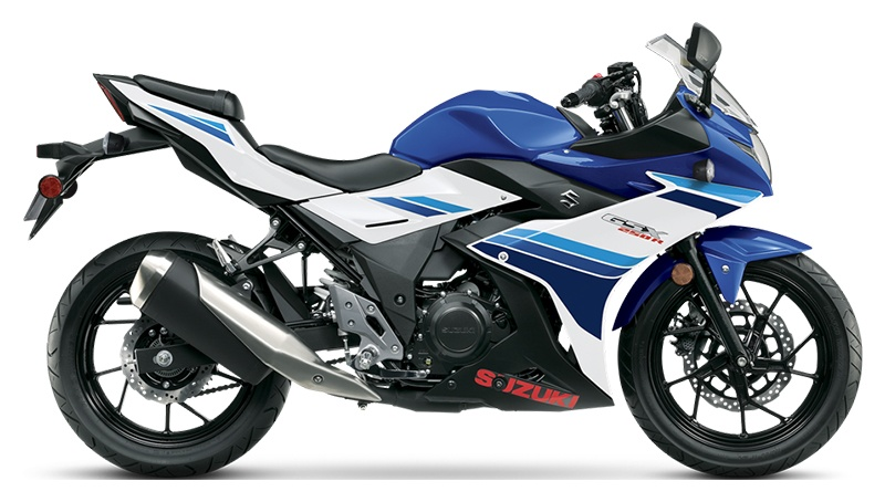 2019 Suzuki GSX250R ABS in Hialeah, Florida - Photo 1