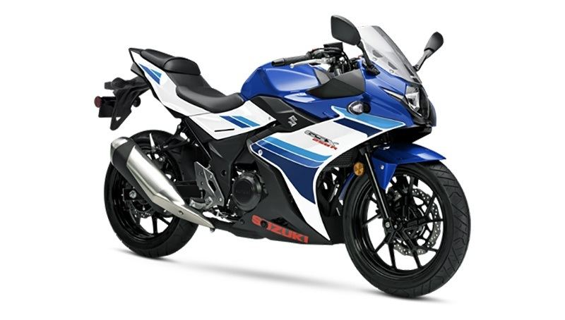 2019 Suzuki GSX250R ABS in Coloma, Michigan - Photo 2
