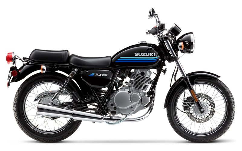 2019 Suzuki TU250X in Springfield, Ohio - Photo 1