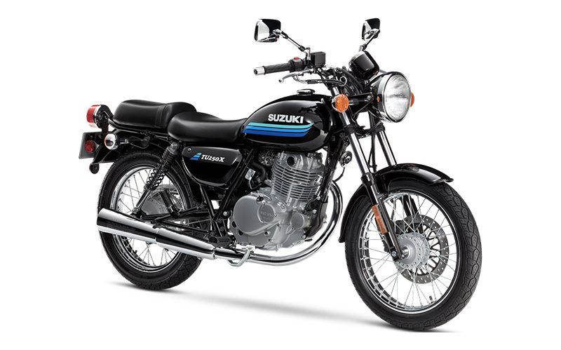 2019 Suzuki TU250X in Albemarle, North Carolina