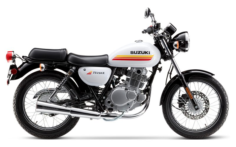 2019 Suzuki TU250X in Greenville, North Carolina