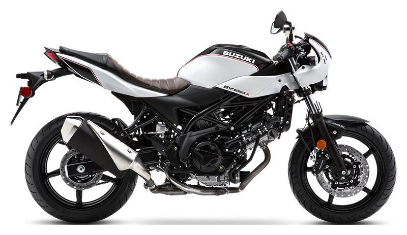 2019 Suzuki SV650X in West Bridgewater, Massachusetts