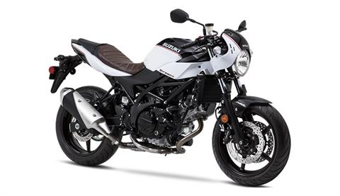 2019 Suzuki SV650X in Grass Valley, California