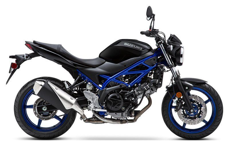2019 Suzuki SV650 ABS in Corona, California