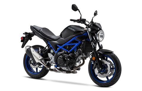 2019 Suzuki SV650 ABS in Junction City, Kansas - Photo 2