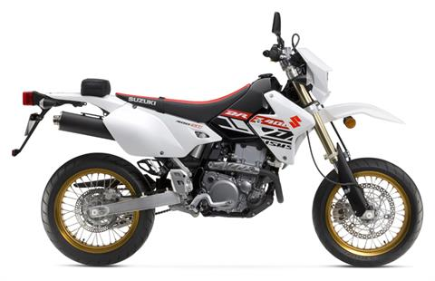 2019 Suzuki DR-Z400SM in Hickory, North Carolina
