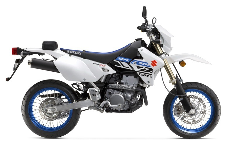2019 Suzuki DR-Z400SM in Visalia, California