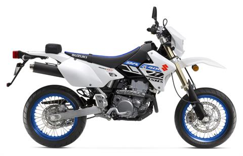 2019 Suzuki DR-Z400SM in Grass Valley, California