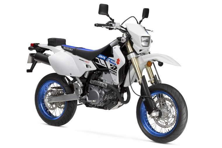2019 Suzuki DR-Z400SM in Junction City, Kansas