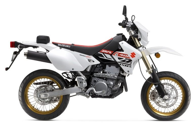 2019 Suzuki DR-Z400SM in Fairfield, Illinois