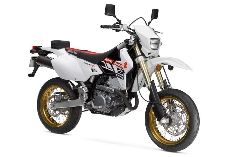 2019 Suzuki DR-Z400SM in Cambridge, Ohio