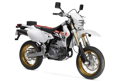 2019 Suzuki DR-Z400SM in Moline, Illinois