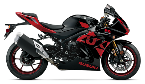 2019 Suzuki GSX-R1000R in Francis Creek, Wisconsin