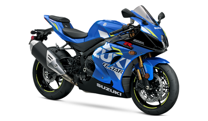 2019 Suzuki GSX-R1000R in Grass Valley, California