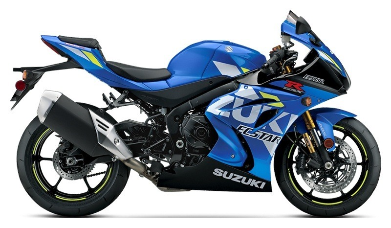 2019 Suzuki GSX-R1000R in Merced, California - Photo 1