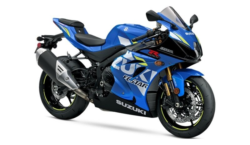 2019 Suzuki GSX-R1000R in Van Nuys, California - Photo 2