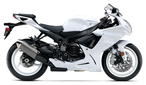 2019 Suzuki GSX-R600 in Johnson City, Tennessee