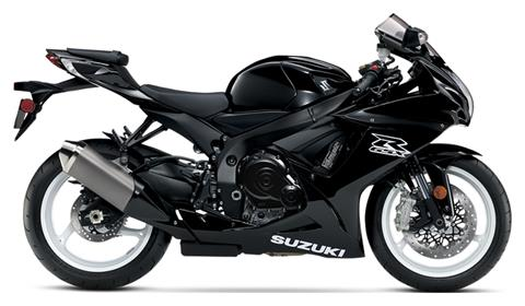 2019 Suzuki GSX-R600 in West Bridgewater, Massachusetts