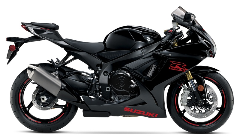 2019 Suzuki GSX-R750 in Madera, California