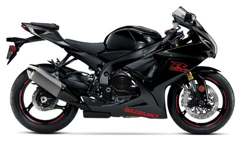 2019 Suzuki GSX-R750 in Massillon, Ohio