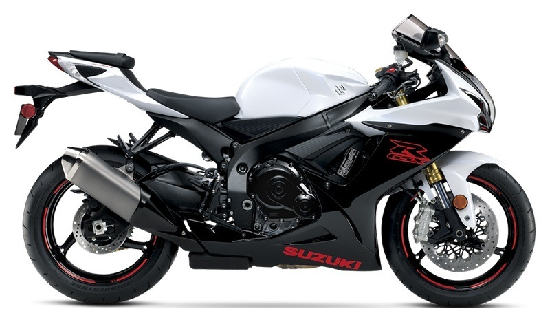 2019 Suzuki GSX-R750 in Cumberland, Maryland