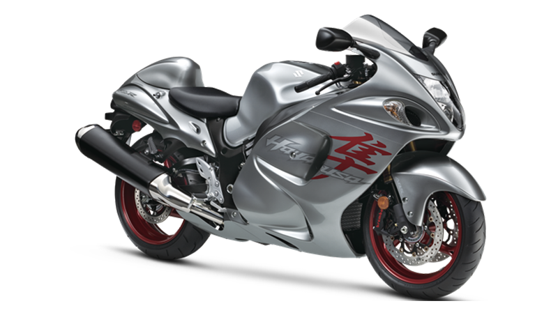 2019 Suzuki Hayabusa in Grass Valley, California