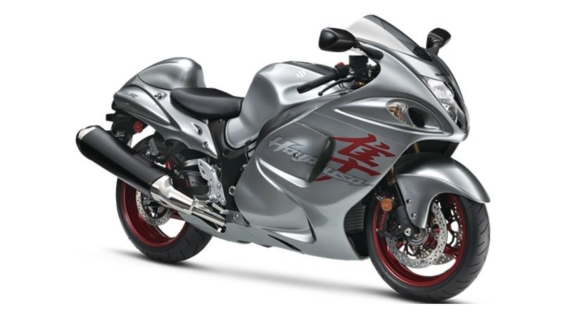 2019 Suzuki Hayabusa in San Jose, California - Photo 2