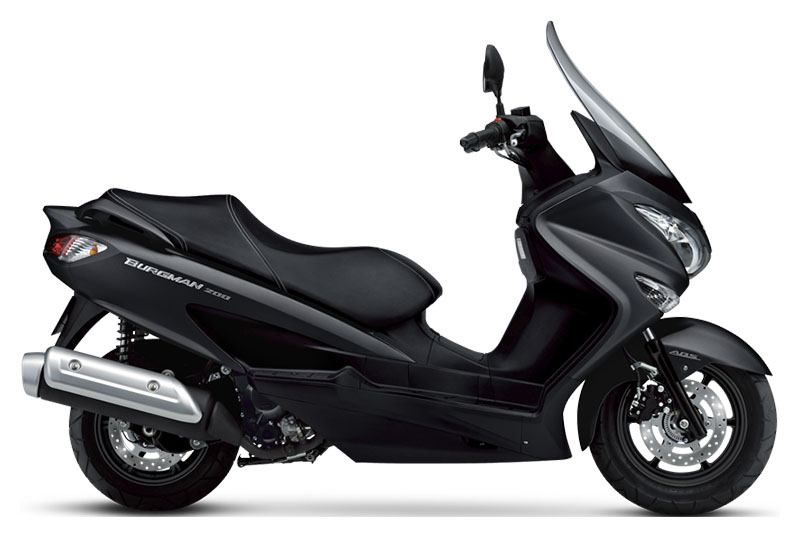 2019 Suzuki Burgman 200 in Athens, Ohio - Photo 1