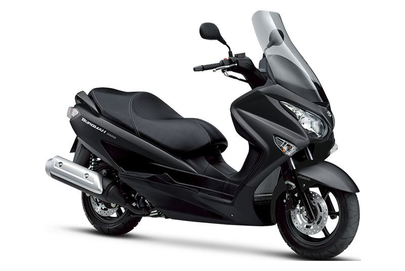 2019 Suzuki Burgman 200 in Simi Valley, California - Photo 2
