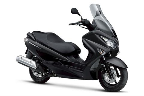 2019 Suzuki Burgman 200 in Oakdale, New York