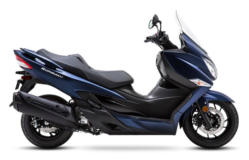 2019 Suzuki Burgman 400 in Mechanicsburg, Pennsylvania - Photo 1