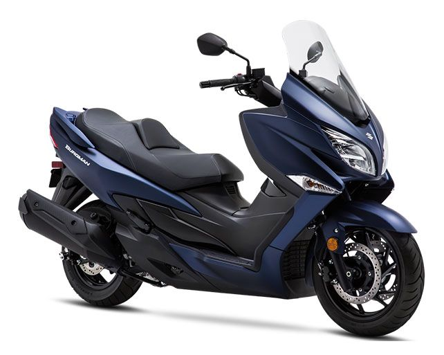 2019 Suzuki Burgman 400 in West Bridgewater, Massachusetts - Photo 2
