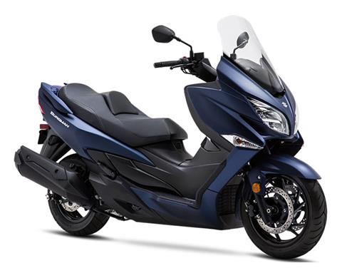 2019 Suzuki Burgman 400 in Laurel, Maryland