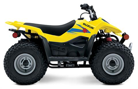 2020 Suzuki QuadSport Z50 in Tulsa, Oklahoma