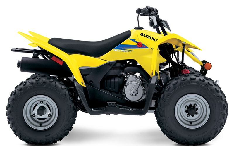 2020 Suzuki QuadSport Z90 in Merced, California - Photo 1