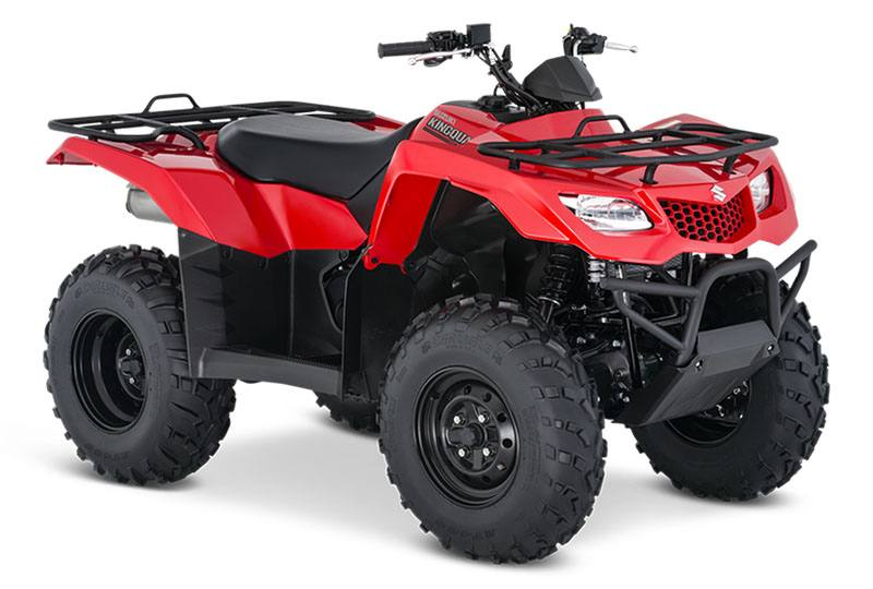 2020 Suzuki KingQuad 400ASi in Laurel, Maryland - Photo 2